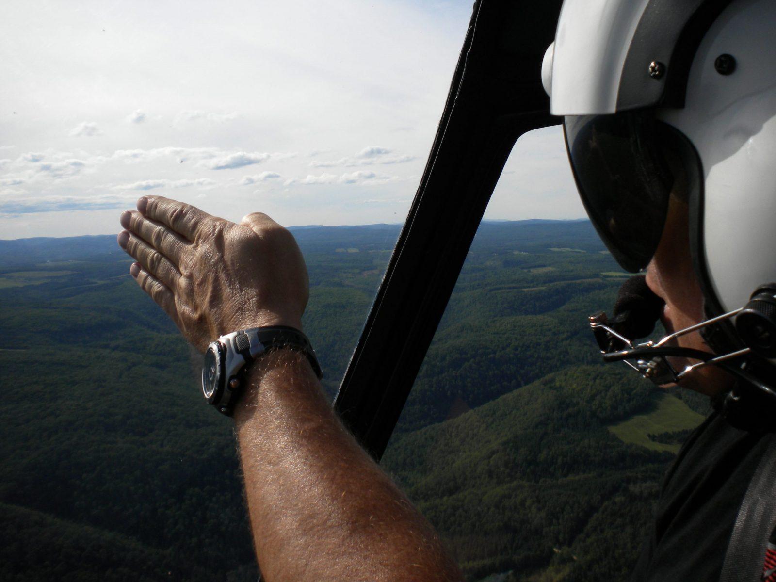 Tours hélicoptère, Accueil
